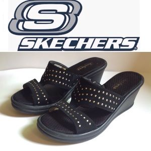 Skechers Rumblers Wedge Sandal
